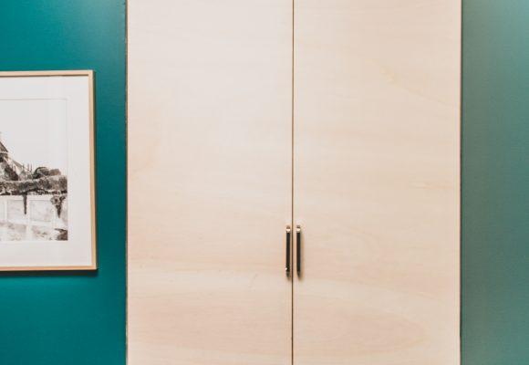 Aménagement de placards sous escalier et wc