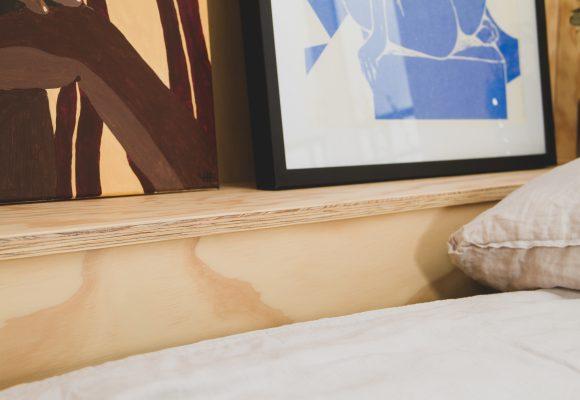 Placard dressing tête de lit