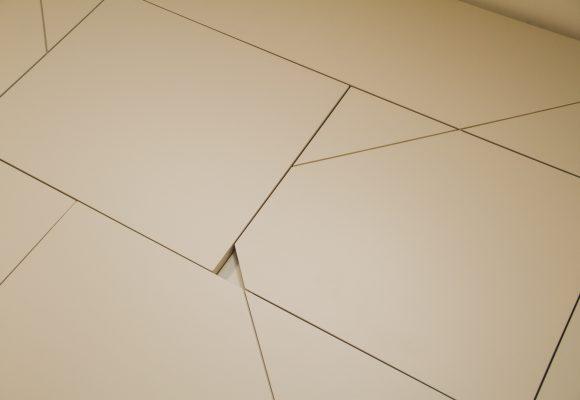 Placard d'angle design